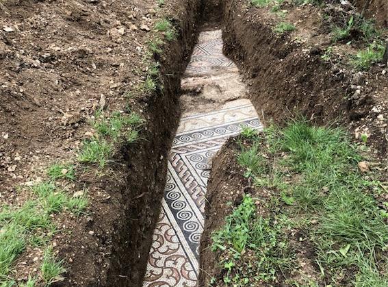 Scavi archeologici a Negrar di Valpolicella - Foto Facebook Comune di Negrar di Valpolicella (dettaglio)