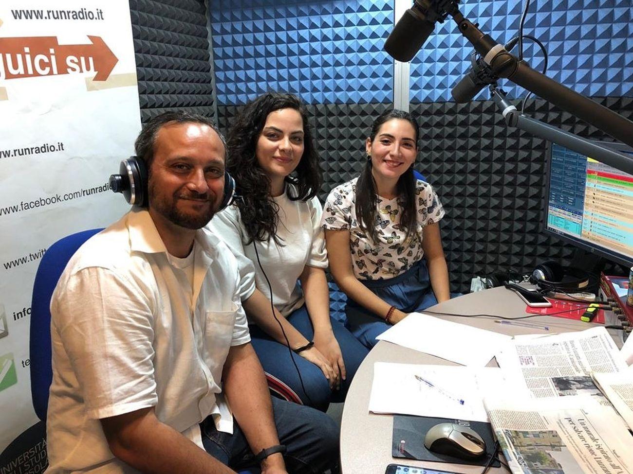 Su Run Radio con Luca Borriello Streetness il primo programma radiofonico sulla creatività urbana