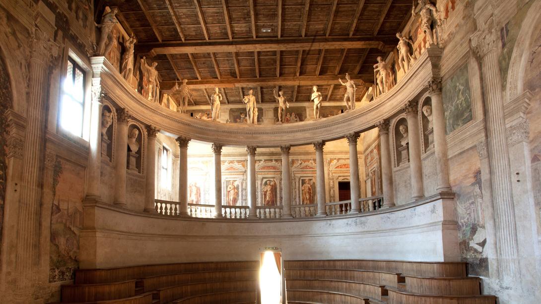 Teatro All'Antica ph Sabbioneta AM