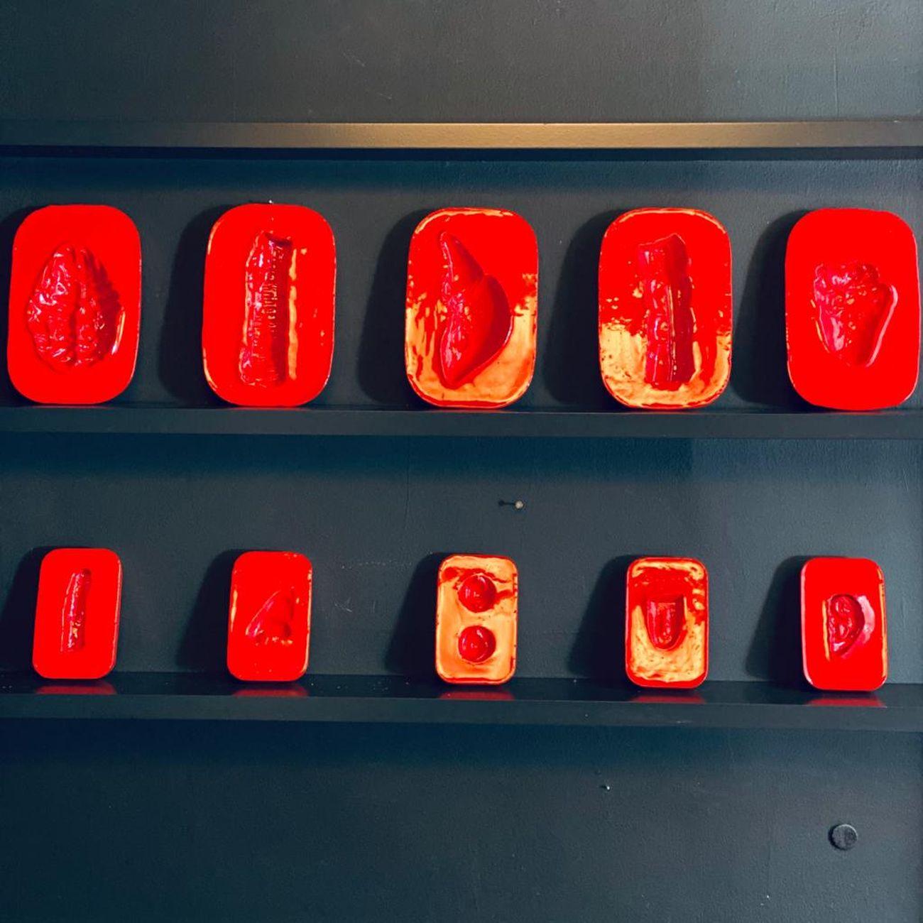 Ubi Consistam. Exhibition view at Foyer Gallery, New York 2020
