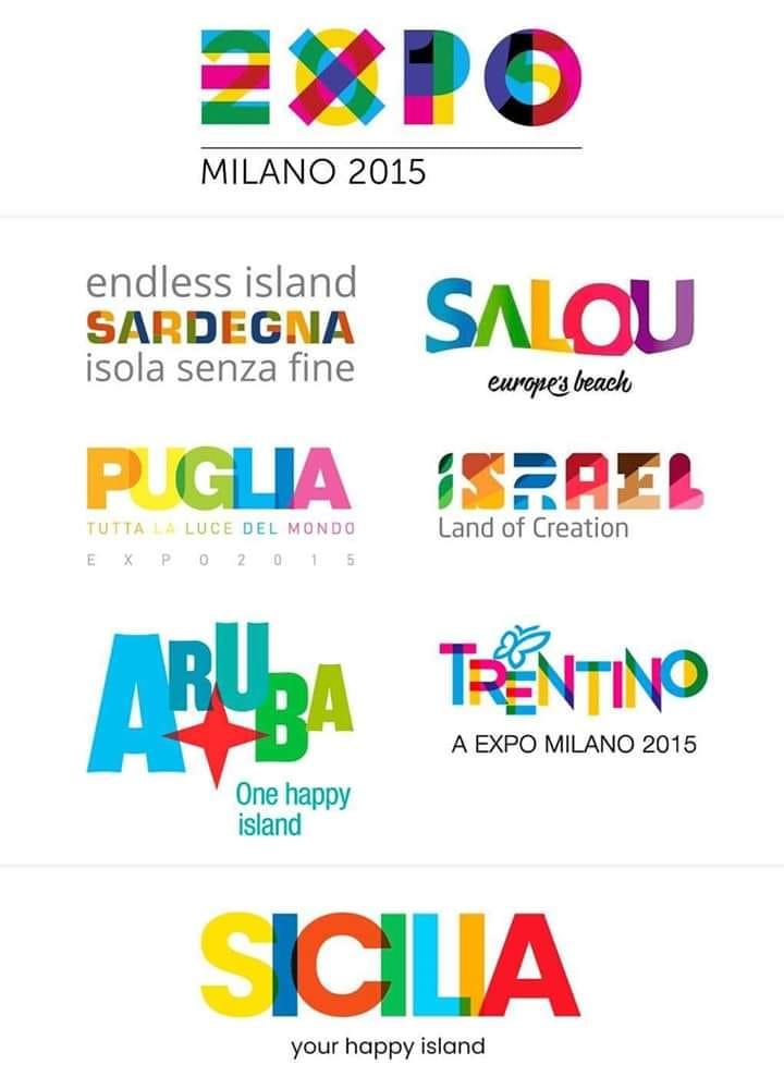 La grafica della campagna di comunicazione dell'Assessorato al Turismo della Regione Siciliana a confronto con altri precedenti simili