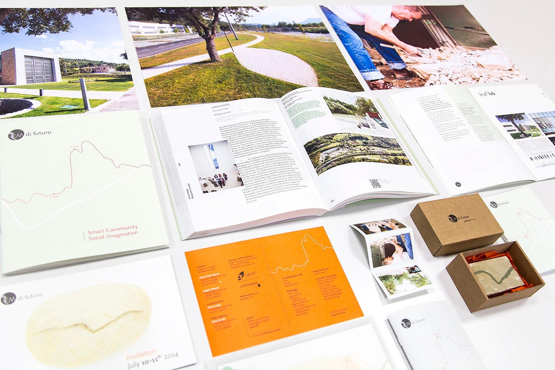 Progetto di comunicazione per l'intervento di riqualificazione 2km of Future, ADI INDEX sezione Innovazione Sociale