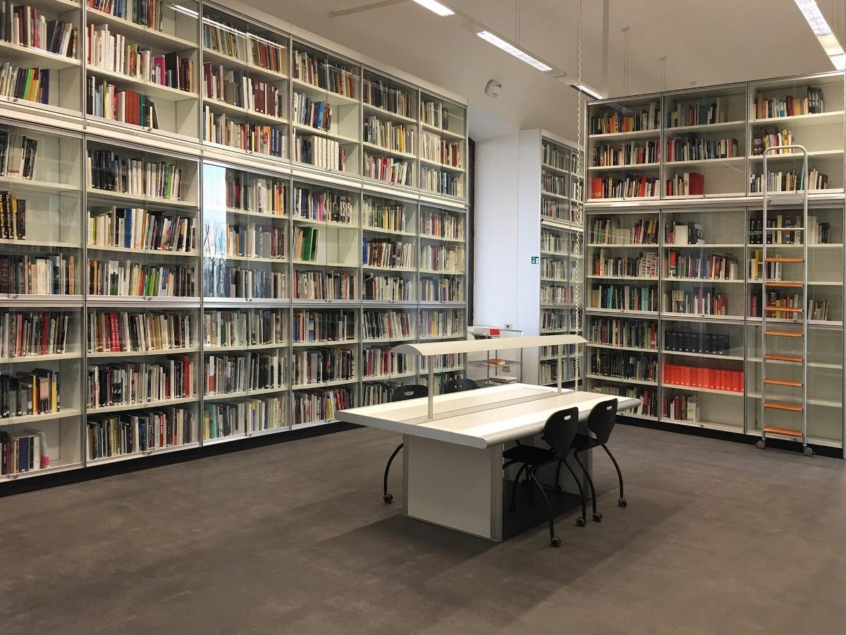 Biblioteca Castello di Rivoli