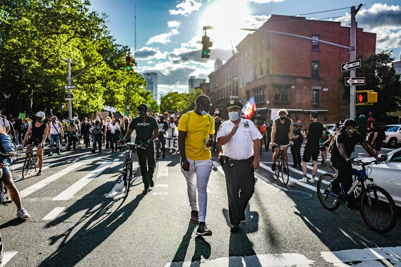 Brooklyn, 7 giugno 2020. Black Lives Matter. Photo © Francesca Magnani