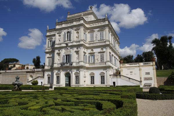Casino dell'Algardi Roma Villa Pamphilj