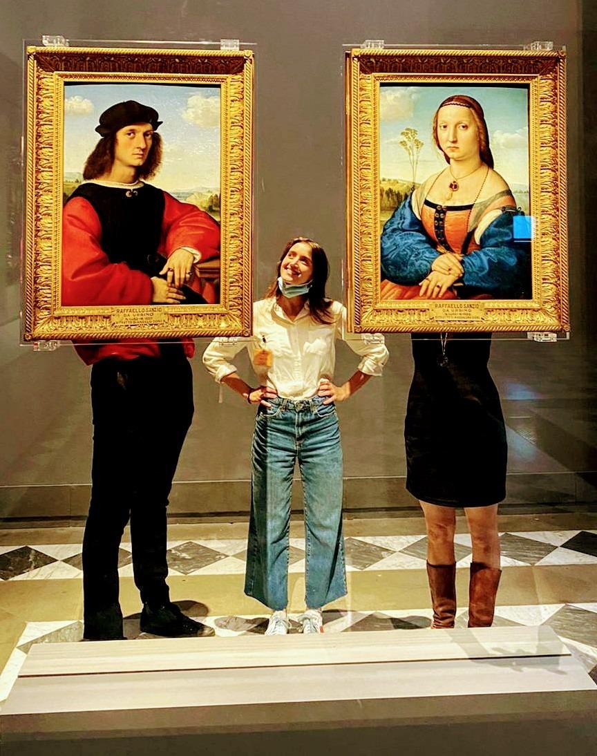 Coniugi Doni - Gallerie degli Uffizi