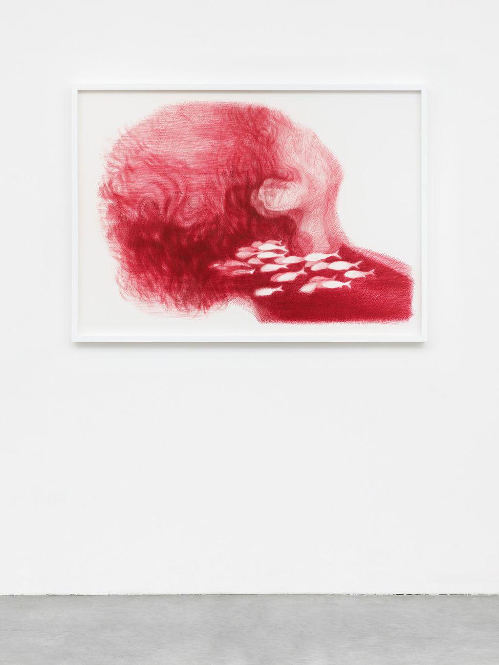 Diego Perrone, Senza titolo, 2020. Courtesy dell'artista e Massimo De Carlo, Milano, Londra, Hong Kong