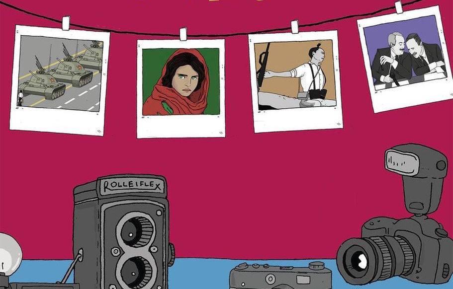 Elleni, Foto Straordinarie, BeccoGiallo, Padova 2020, dettaglio della cover