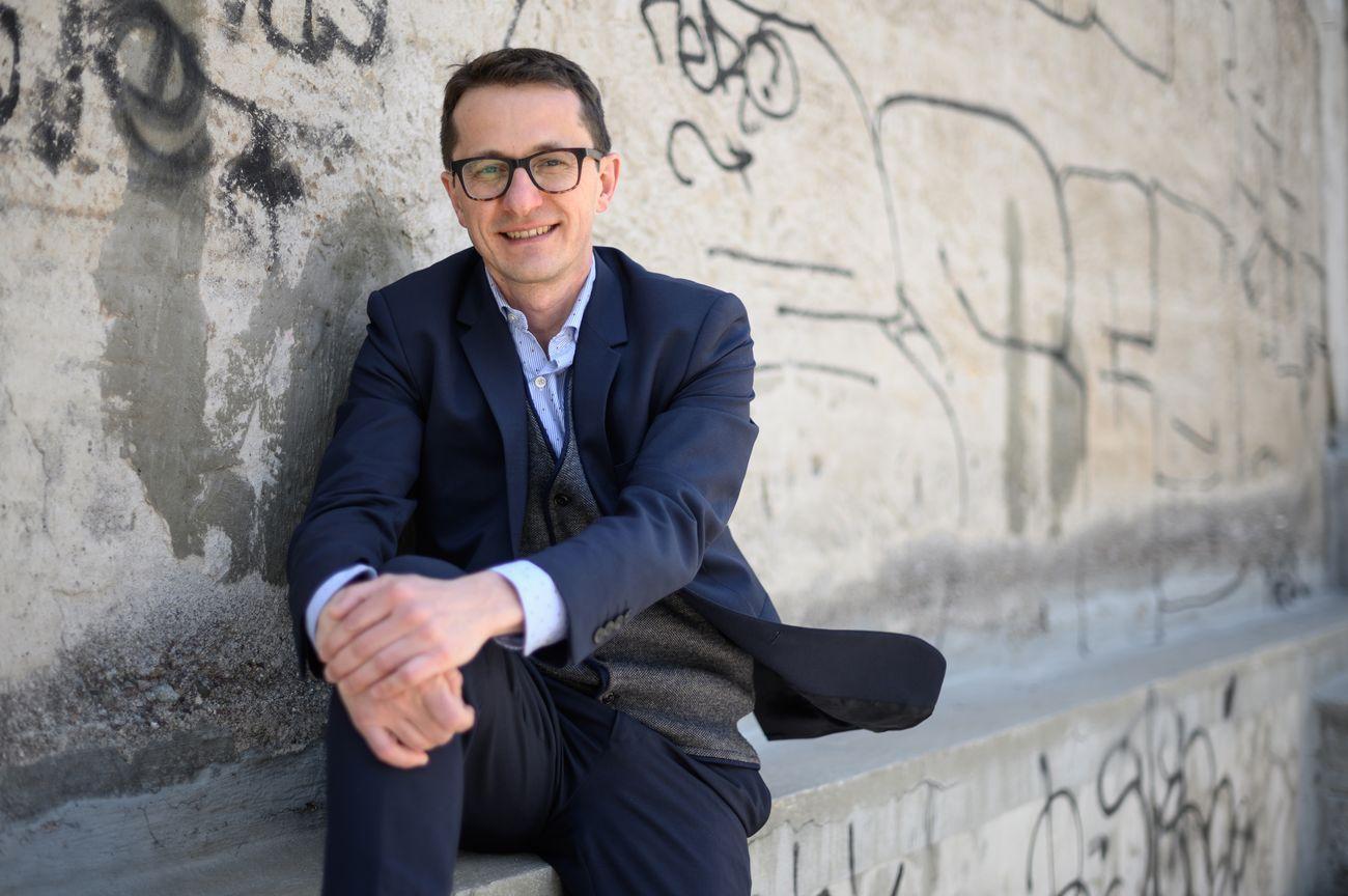 Emanuele Masi, direttore artistico di Bolzano Danza
