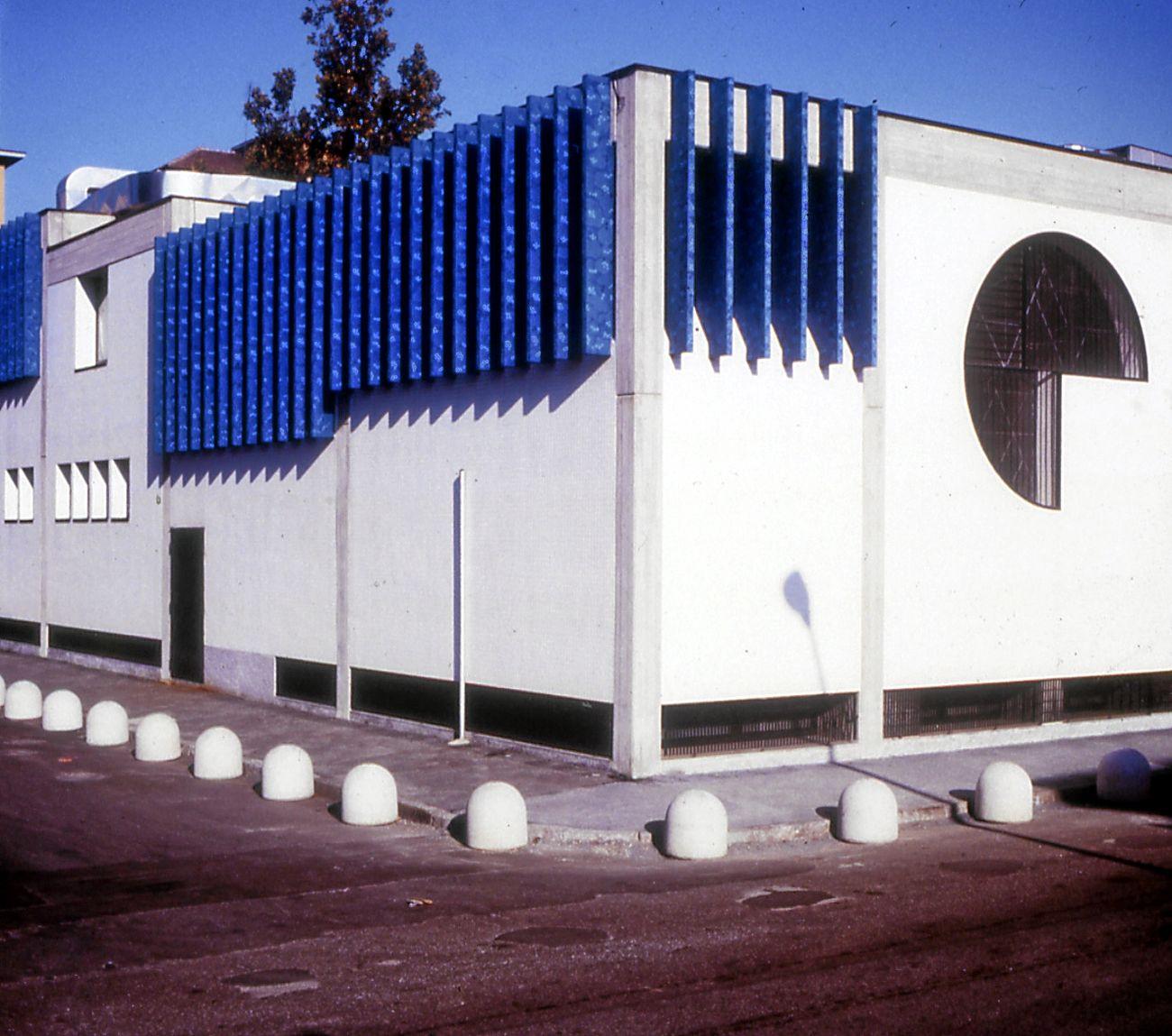 Eugenio Gentili Tedeschi, Centro Comunitario e Sinagoga NOAM a Milano