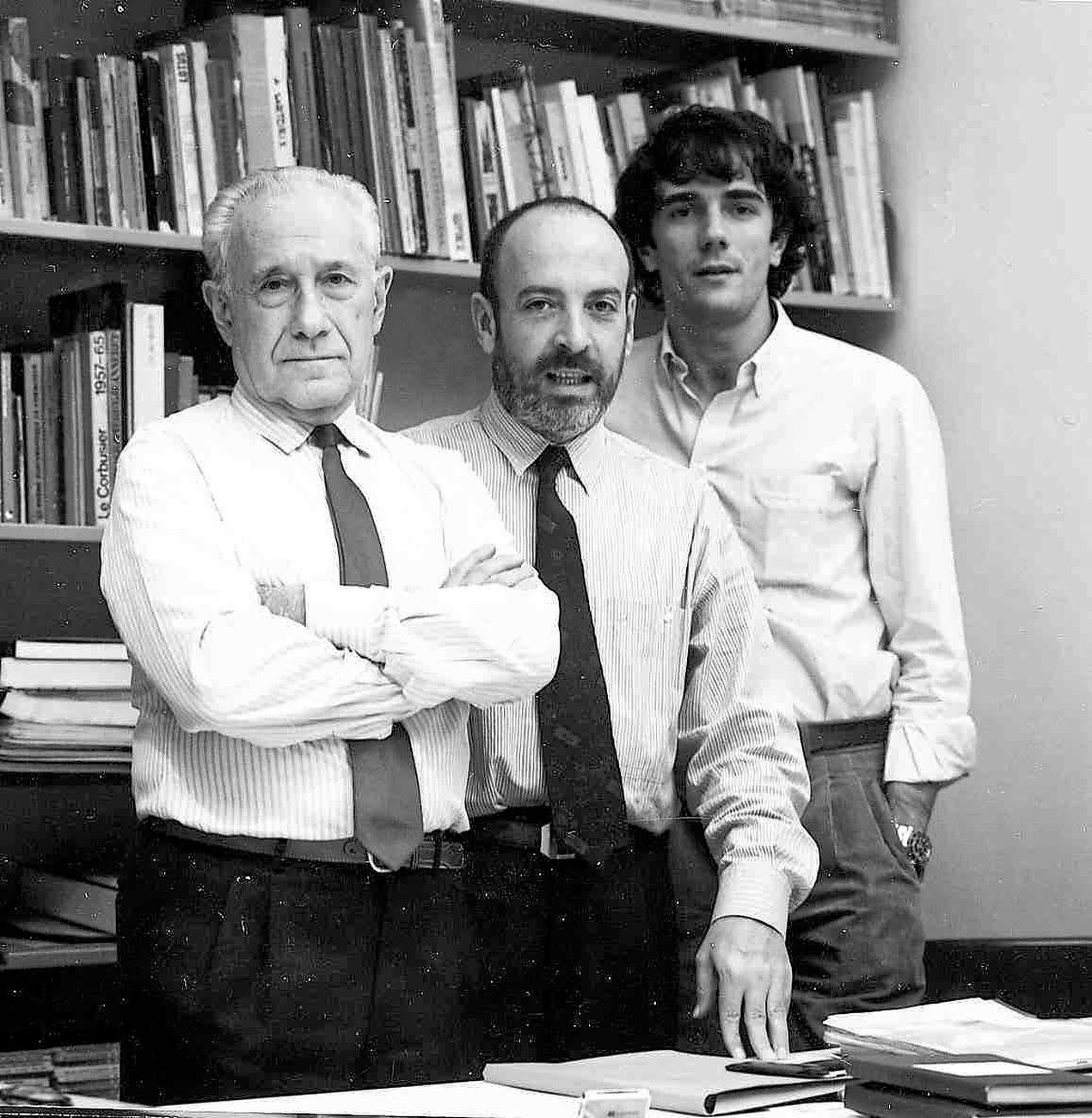 Eugenio Gentili Tedeschi, Gianni Calzà, Andrea Savio Architetti Associati
