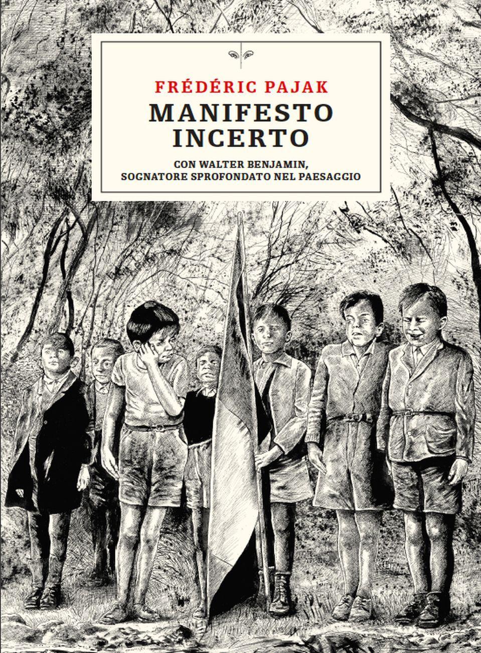 Frédéric Pajak - Manifesto incerto, I (L'orma, Roma 2020)