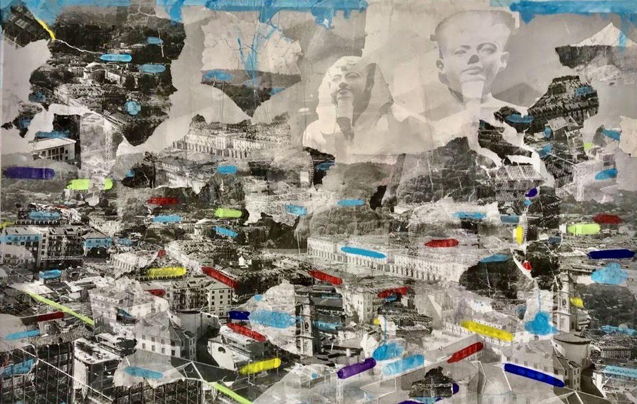 Gli altri siciliani. Davide Bramante. San Sebastiano Contemporary, Palazzolo Acreide 2020