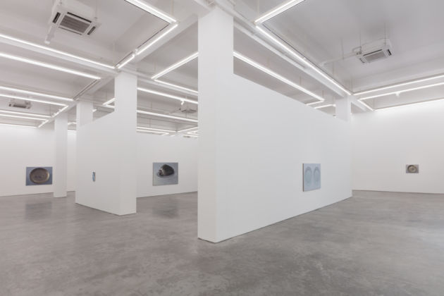 """Installation view of Zhu Yu solo show""""Mute"""", 2020, Long March Space, image courtesy of Long March Space, photo by Yang Chao Studio"""