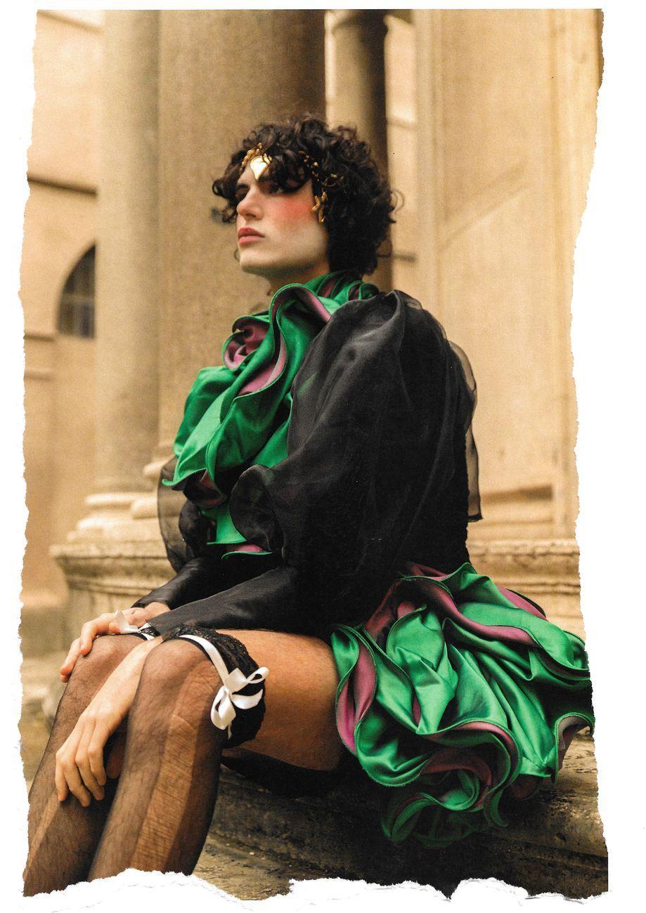 Irene Clémentine Ortega, Serata di festa in un sogno barocco