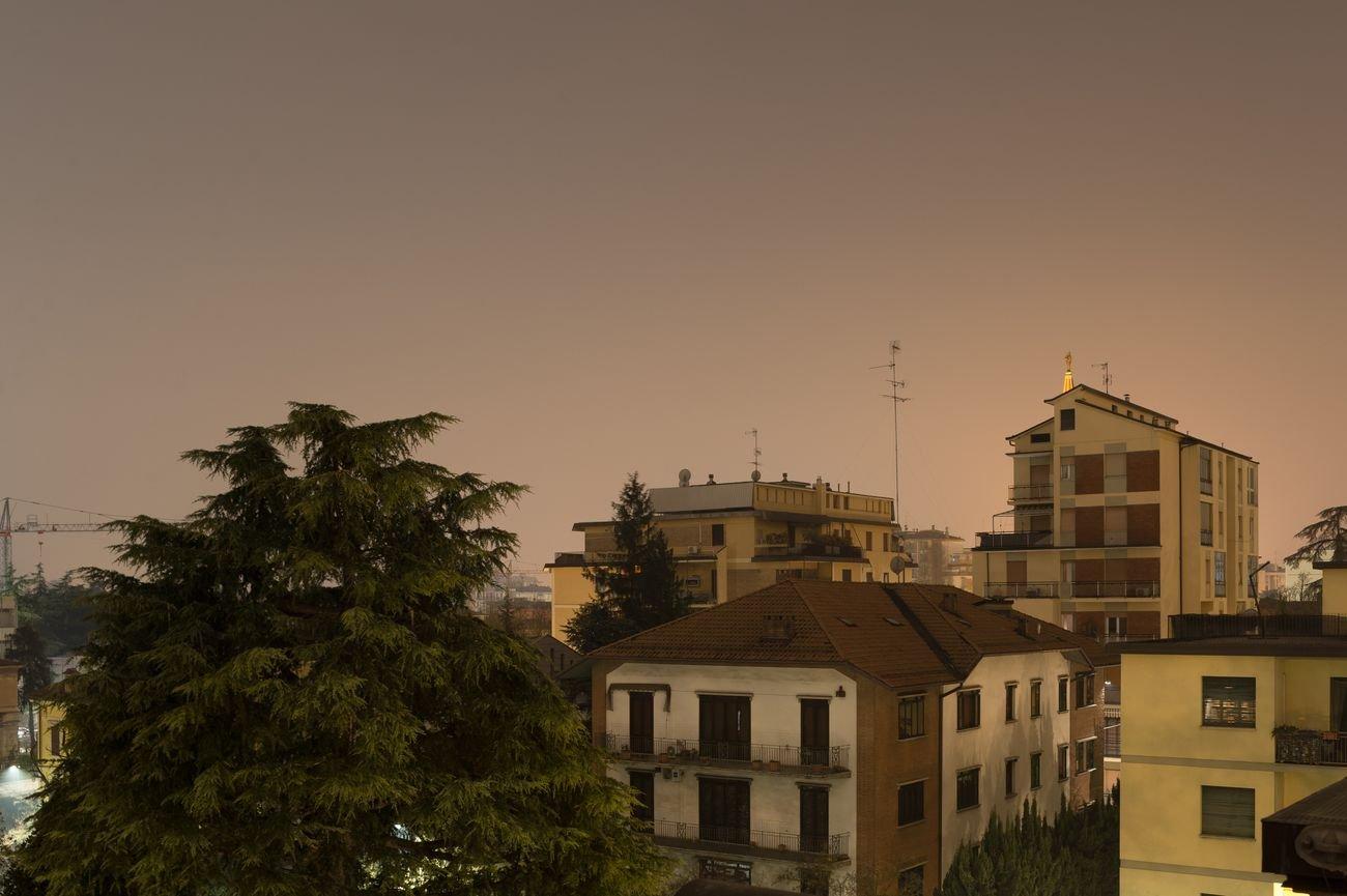 Jacopo Valentini, dalla serie Superlunare (Vista #11), Modena 2020