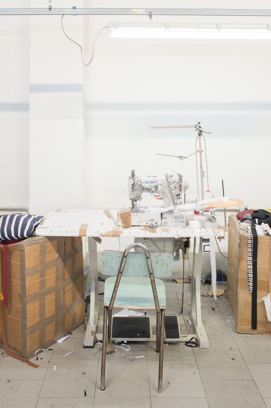Jacopo Valentini, dalla serie UNICACINA (Stabilimento Industriale Cinese #2), Prato 2018