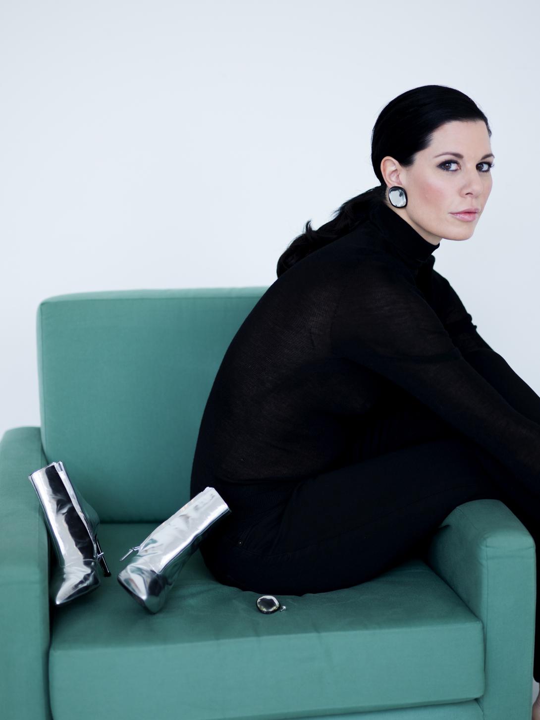 Julia Stoschek, Photo Peter Rigaud