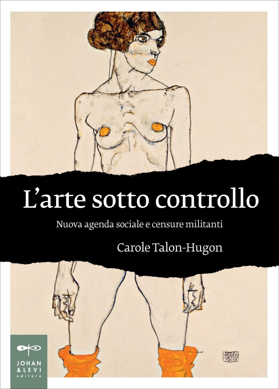 Carole Talon-Hugon – L'arte sotto controllo (Johan and Levi, Monza 2020)