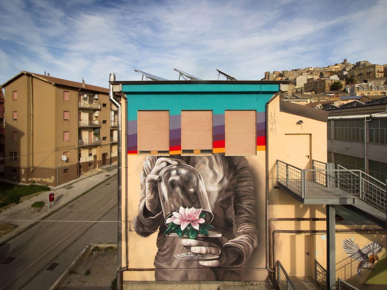 Liberami e proteggimi, Calascibetta (En), 2020