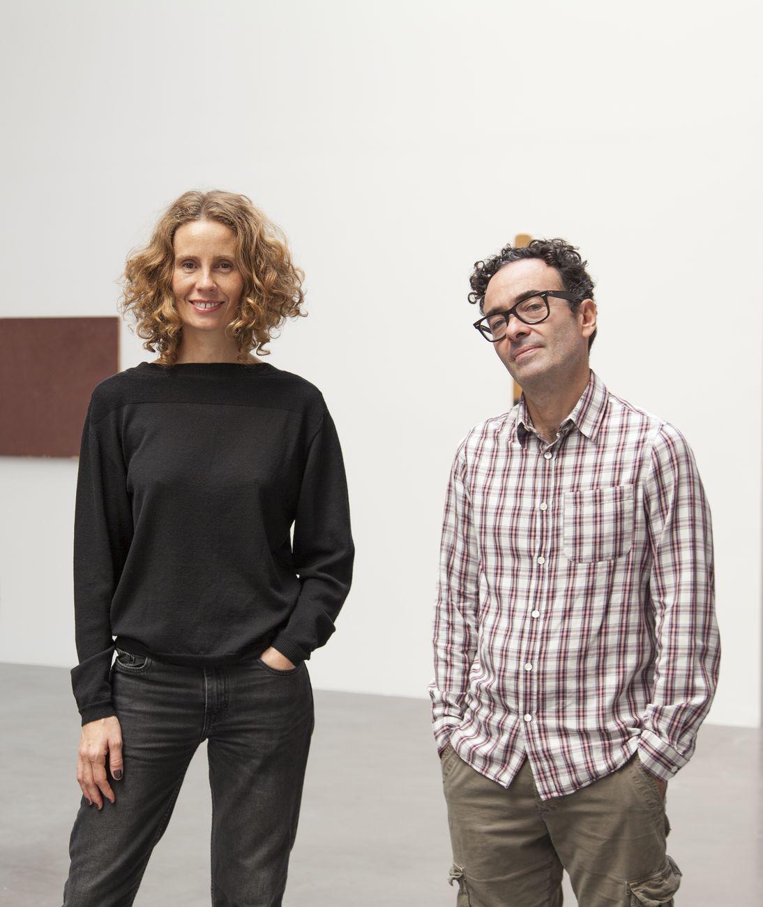 Mónica Manzutto e José Kuri. Photo Diego Pérez