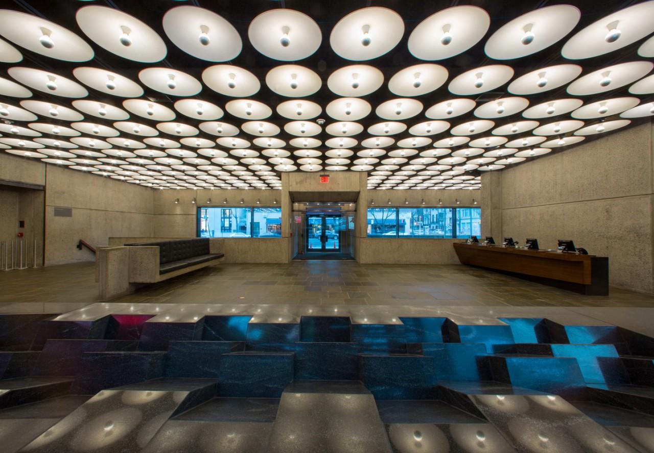 MET Breuer, New York, lobby
