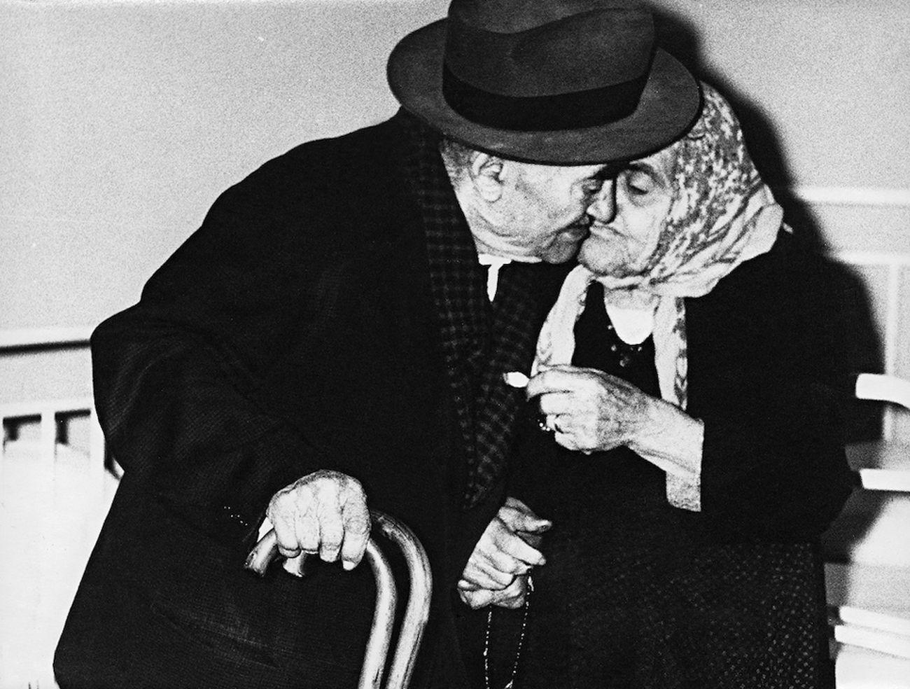 Mario Giacomelli, Verrà la morte e avrà i tuoi occhi, 1964 68, Gelatin Silver Print. Courtesy Collezione Civica Senigallia © Archivio Eredi Mario Giacomelli