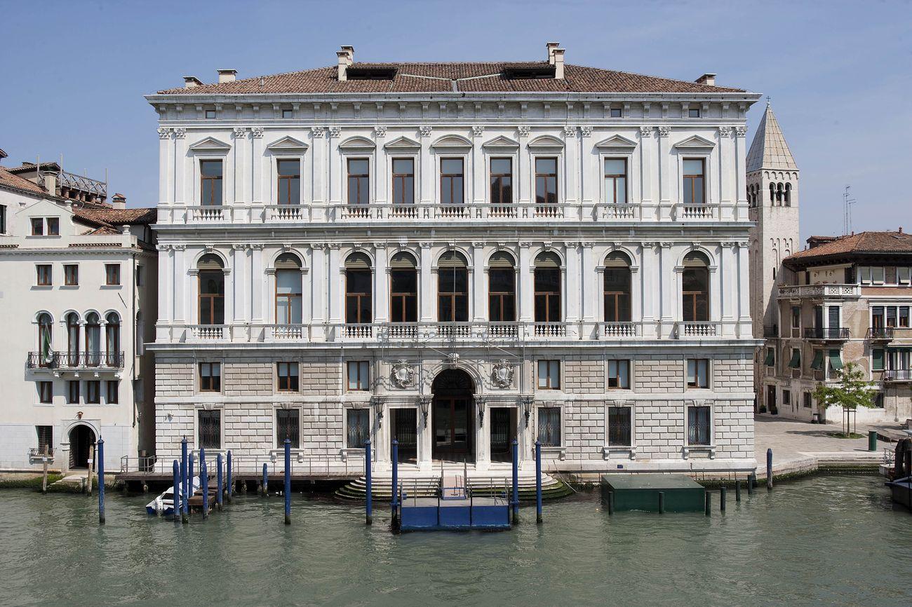 Palazzo Grassi © Palazzo Grassi, photo Matteo De Fina
