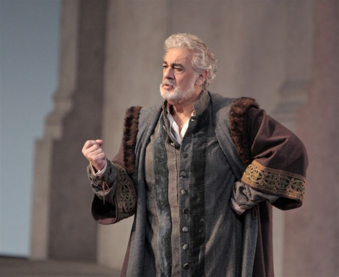 Placido Domingo 2012 Legends of Opera
