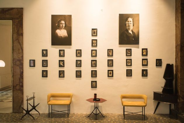 Remember Rekorda. Installation view at Contemporary Cluster, Roma 2020