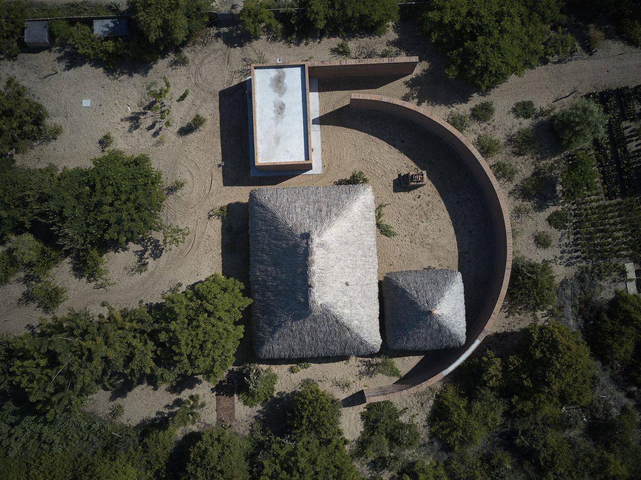 Sergio Lopez © Fundación Casa Wabi