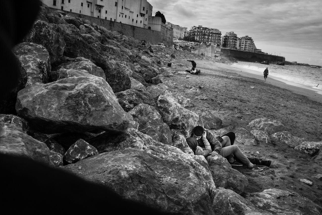 World Press Photo 2020,Story of the Year, Nominato, Kho, The Genesis of Revolt, Romain Laurendeau, Francia