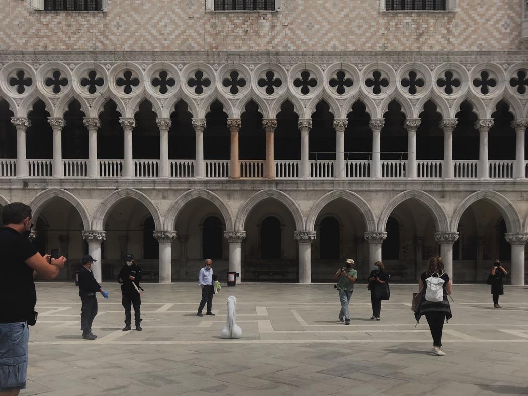 #ciapaipaebae, Piazza San Marco, Venezia
