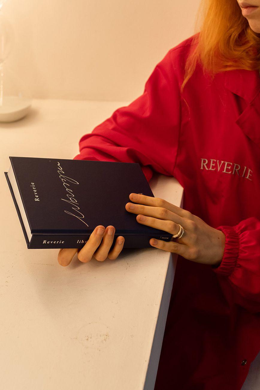 Reverie nel suo studio, Milano, giugno 2020. Photo Carlotta Coppo