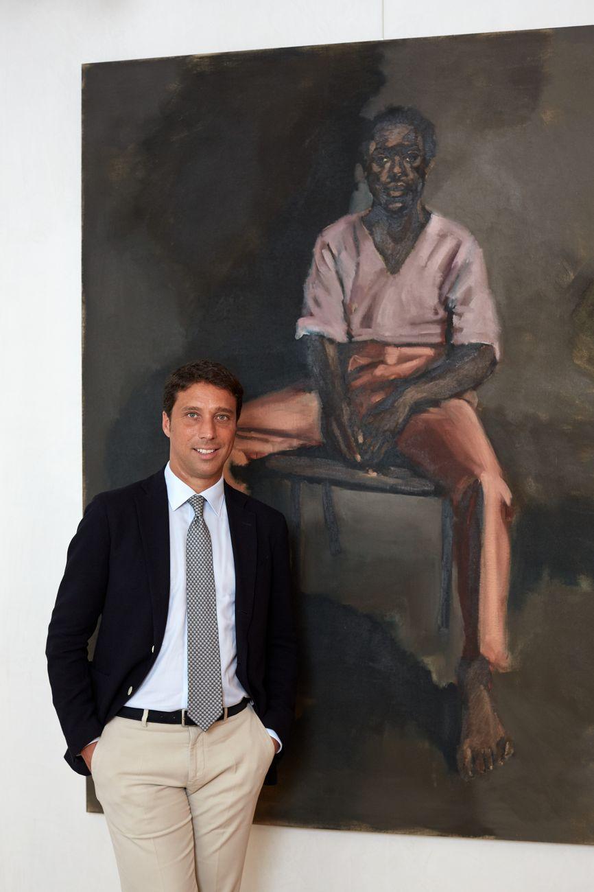 Alessandro Guerrini, courtesy Collezione Giuseppe Iannaccone