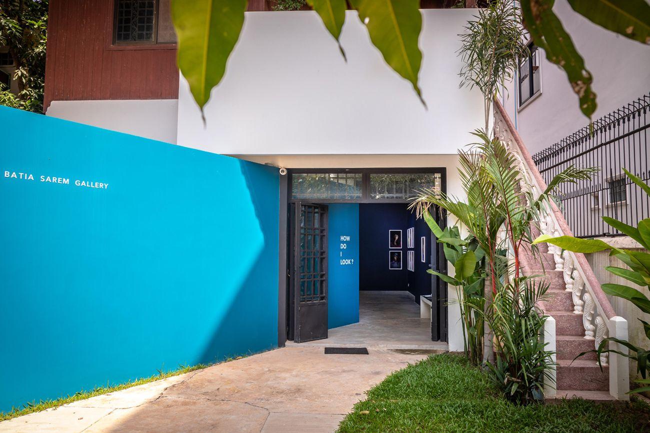 Batia Sarem Gallery, Siem Reap, Cambogia