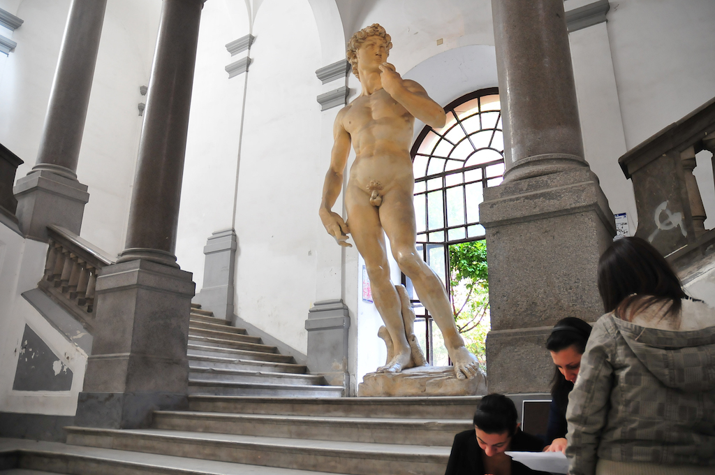 L'Accademia di Belle Arti di Napoli