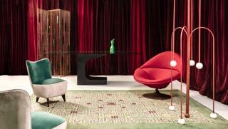 Christie's Italia, Nilufar [100] Design Selections Photo: Mattia Iotti