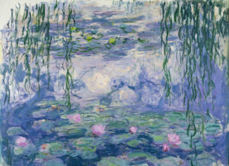Claude Monet, Ninfee, 1916 1919 circa © Musée Marmottan Monet, Paris Bridgeman Images