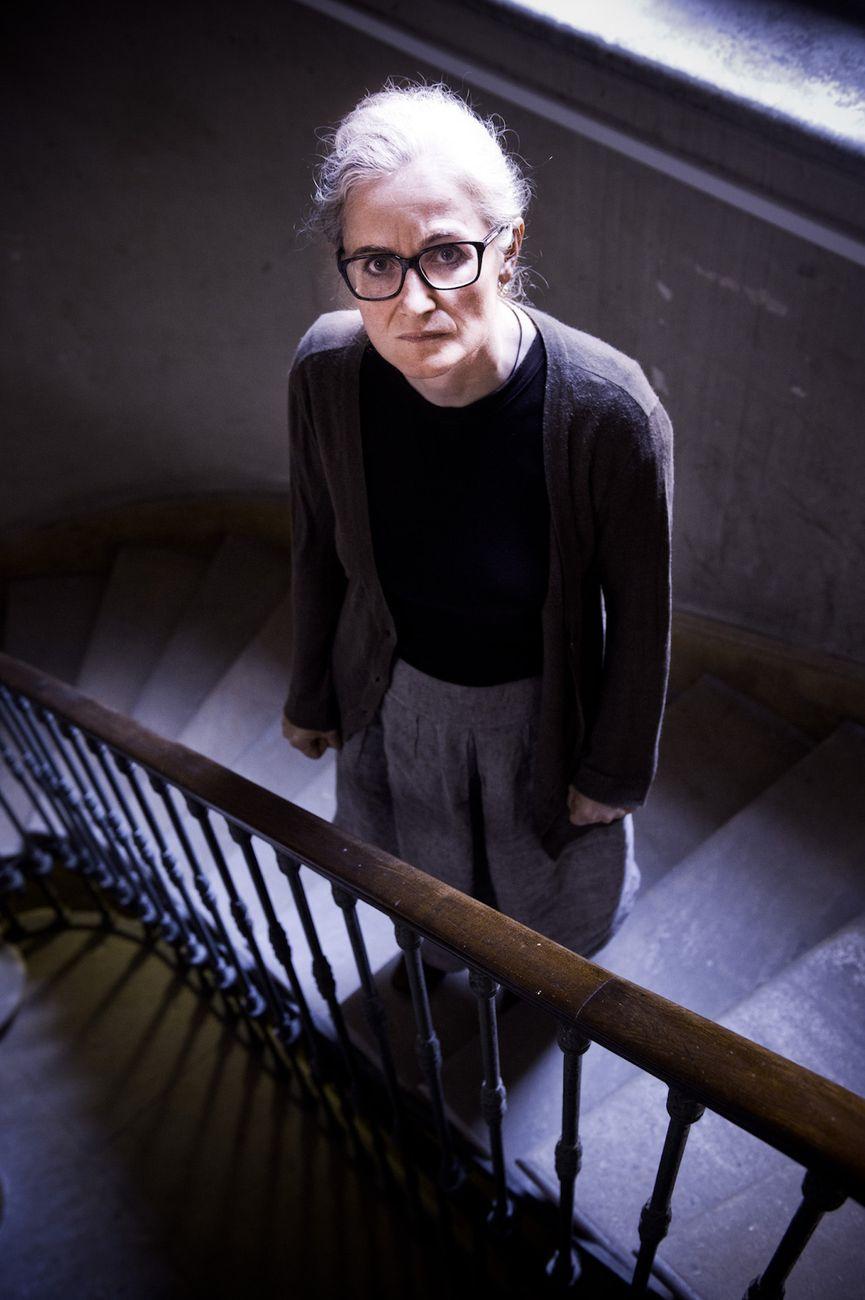 Claudia Castellucci. Photo © Pierre Planchena