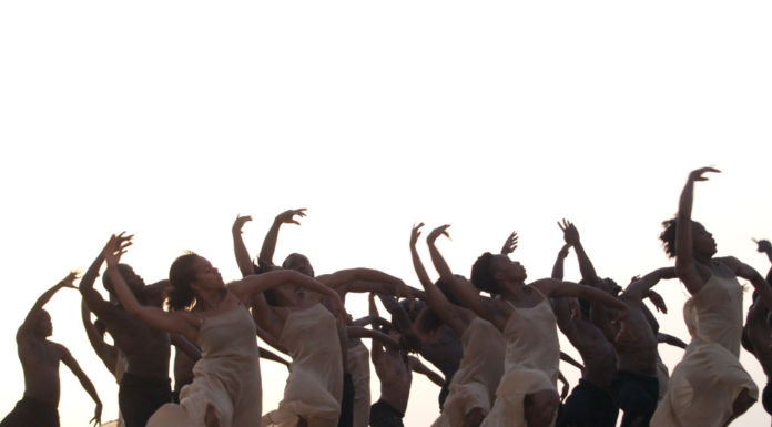 Dancing at Dusk - A moment with Pina Bausch's The Rite of Spring