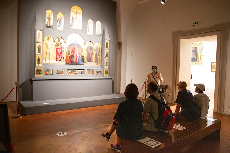 Scopri Sansepolcro, il Museo Diffuso