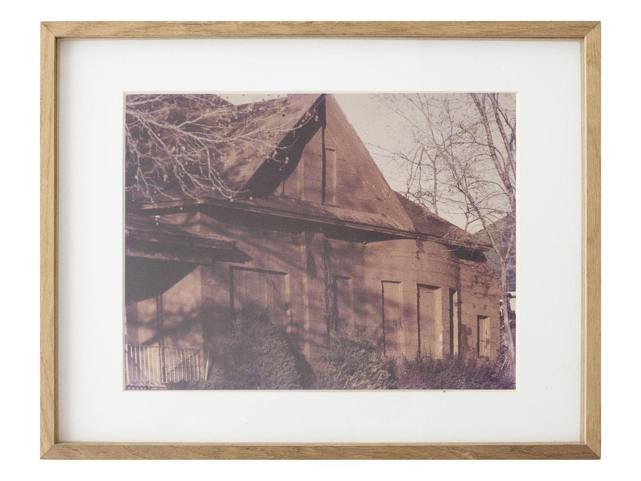 Gianni Pettena, Clay House, Salt Lake Trilogy, 1972. Vintage print