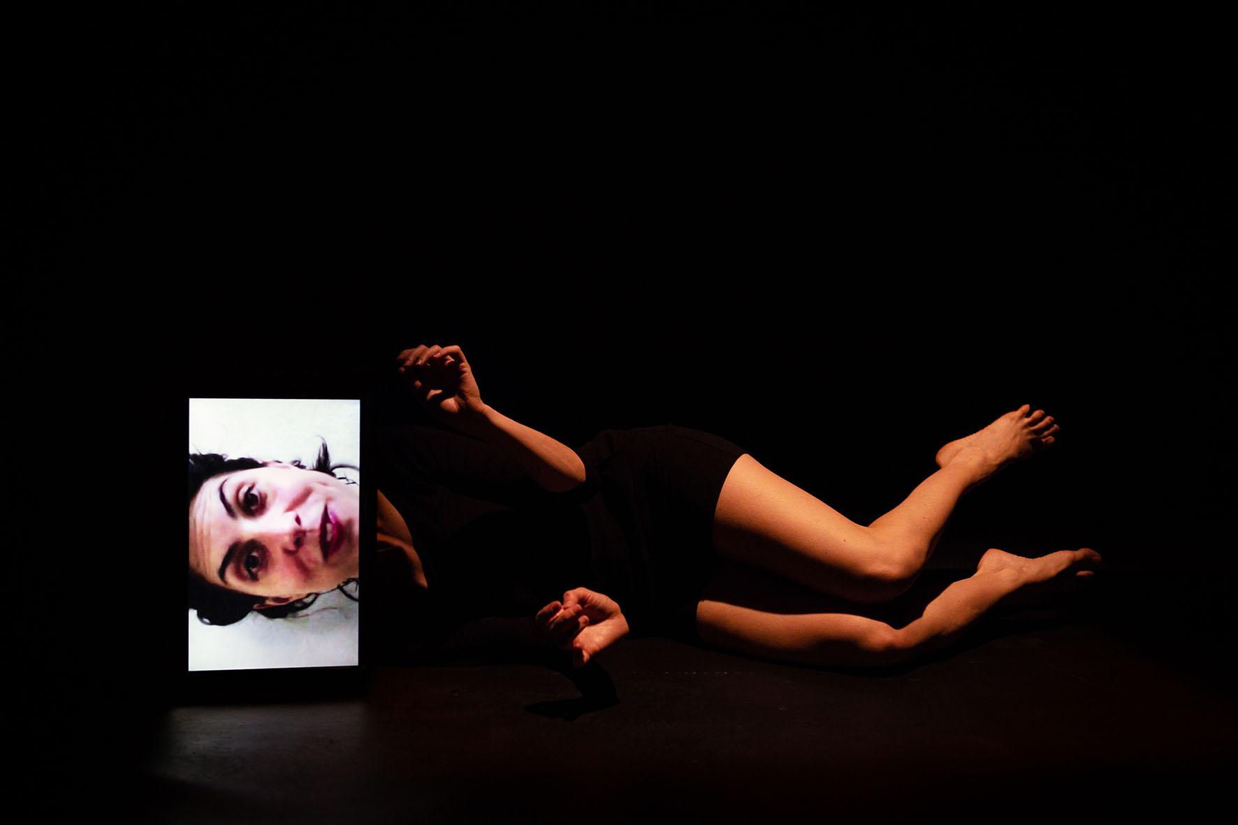 Giselda Ranieri, photo Ilaria Scarpa