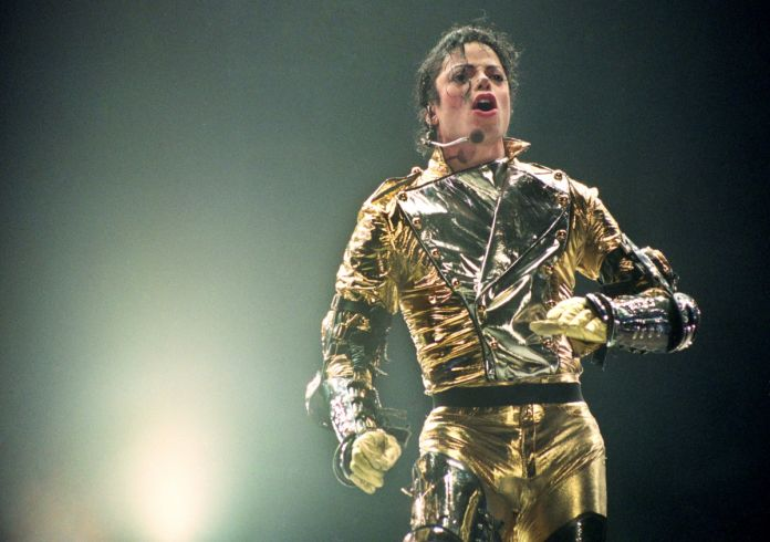 Micheal Jackson, Getty Images