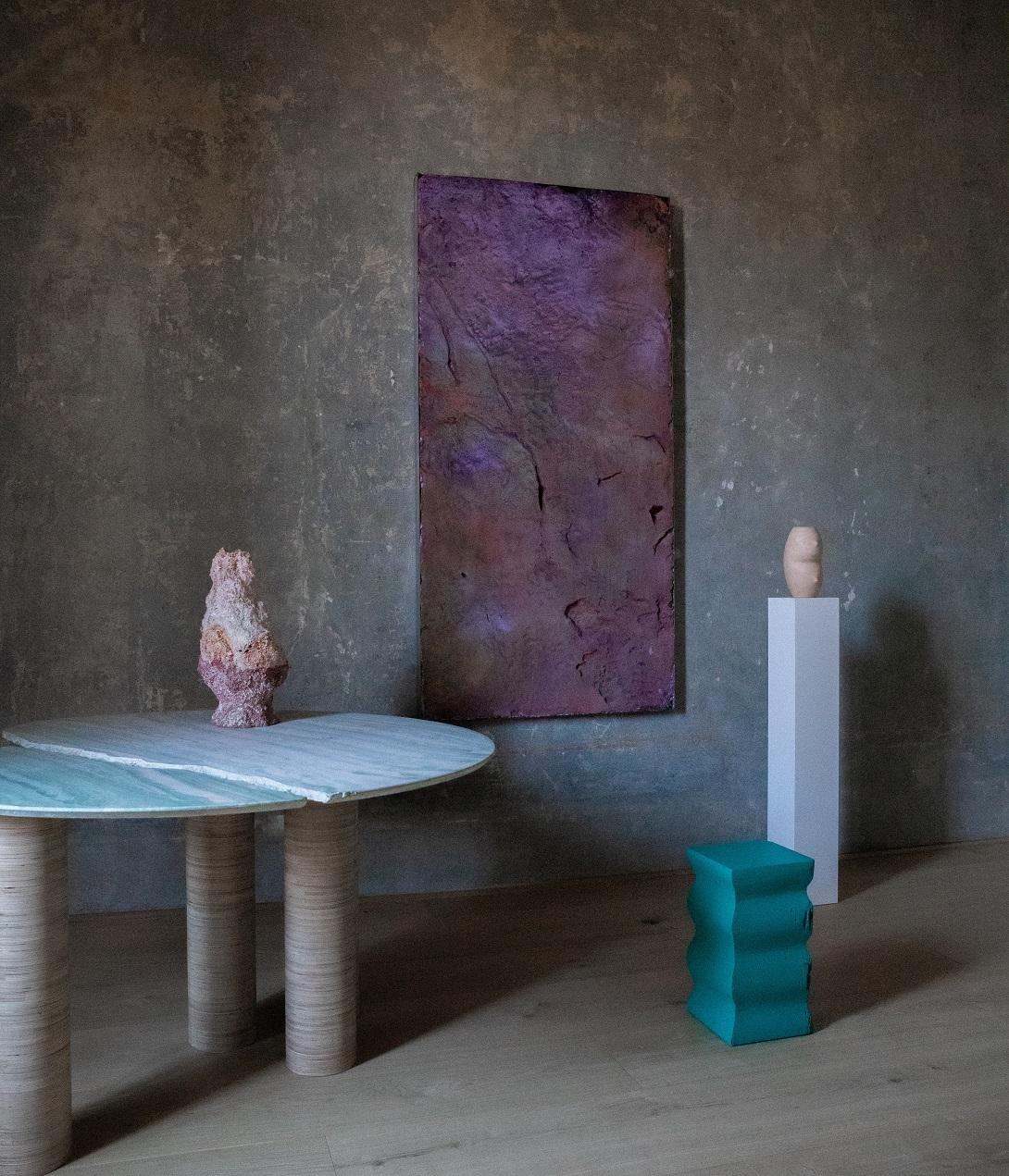 Numeroventi, Sasha Ribera, Mattia Papp e Studio Bloc