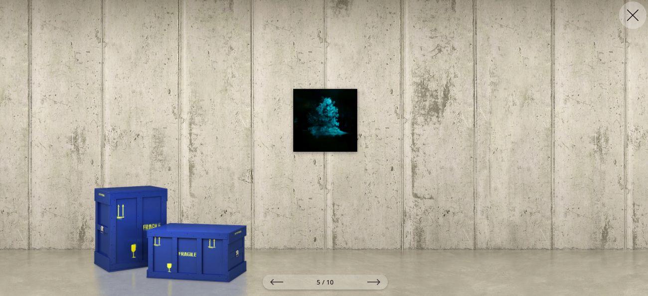 The Vault, courtesy Giulia Dall'Olio, Galleria Studio G7 Bologna