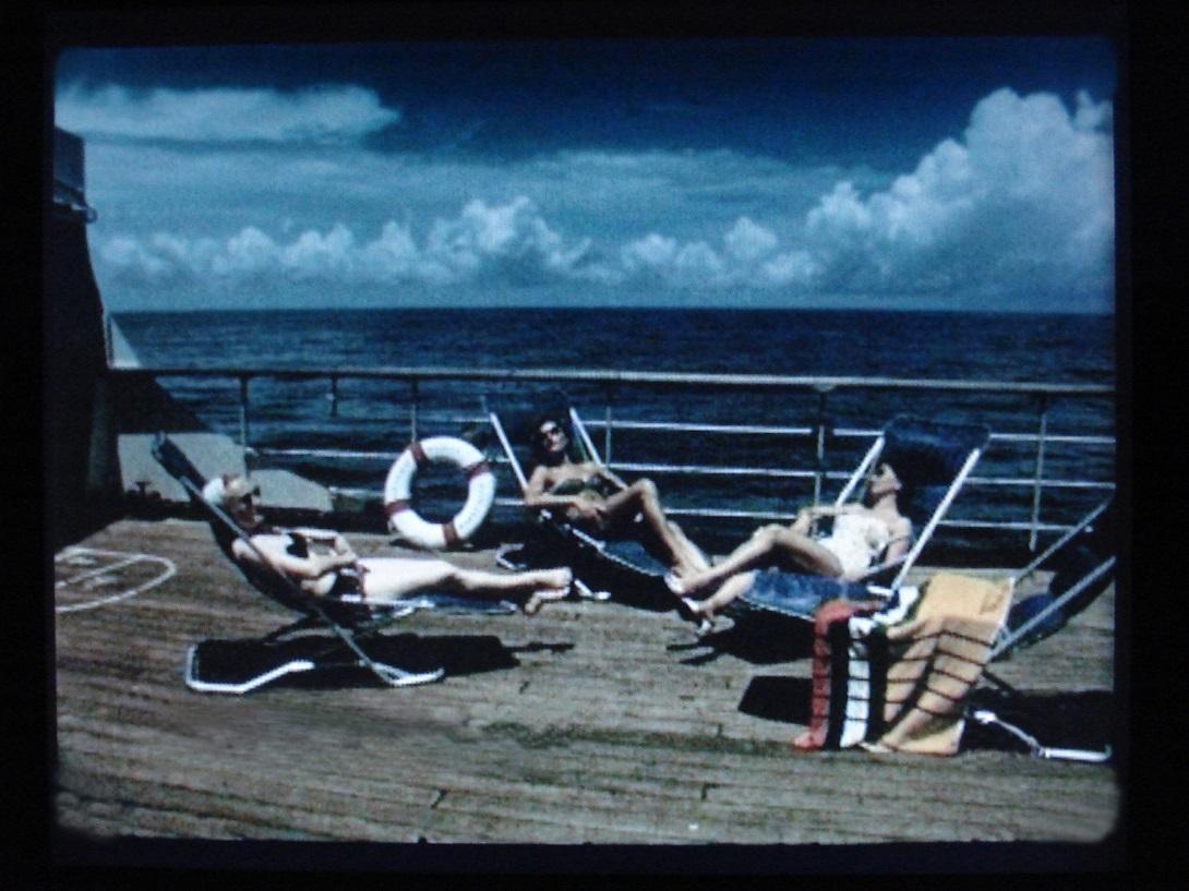 Yto Barrada, Hand Me-Downs, 2011 film still