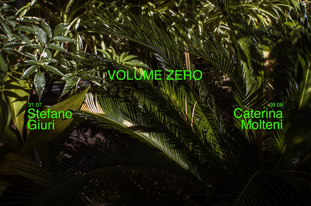 Giardino Project, Volume zero, immagine guida, ph Grazia Amelia Bellitta