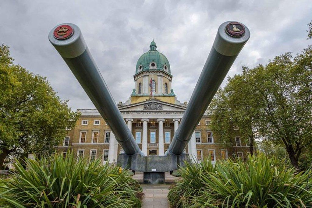 L'Imperial War Museum a Londra